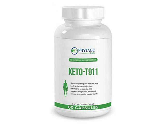 Whate are the kay ingredients of Keto T911 ?