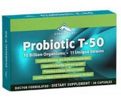 How To Consume This Product Probiotic T 50?