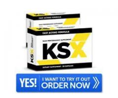 What Are The Active Ingredients Used In Ksx Supplement?